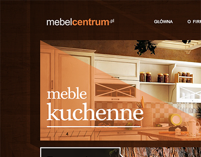 MebelCentrum.pl - site redesign