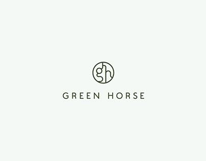 Green Horse | Logo & Branding