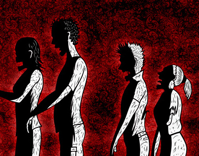 Io e gli Zombie - Vol. 4