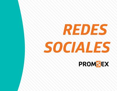 PROMSEX - Redes Sociales