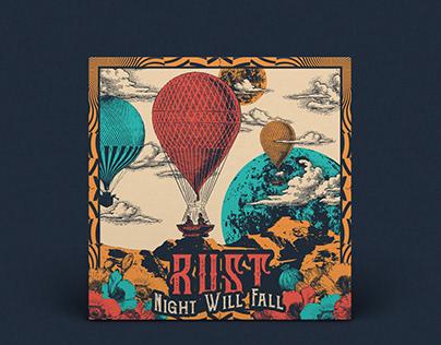 Rust - Night Will Fall / album artwork