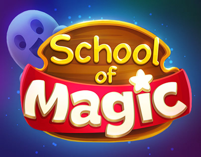 School of Magic - Game for kids