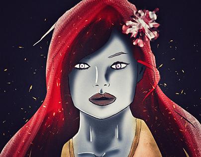 Portrait de Ludmilla