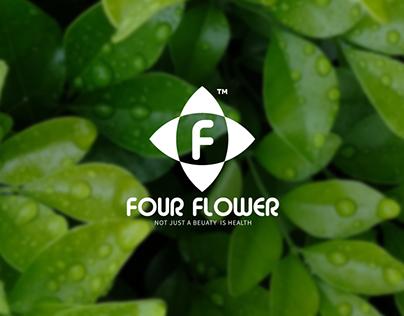 four flower - Brand & Identity