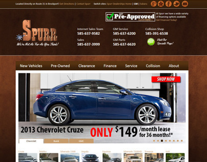 Spurr Dealerships