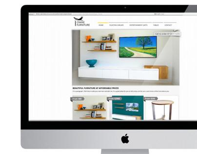 Furniture Shop - Online