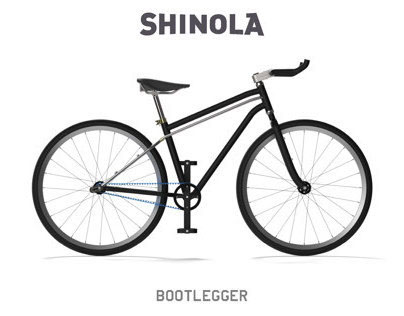 Shinola - Bootlegger Bike