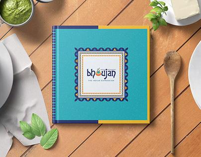 Rebranding of Dubai based restaurant Bhoujan.