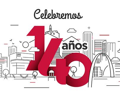 140 AÑOS Cámara de Comercio de Bogotá