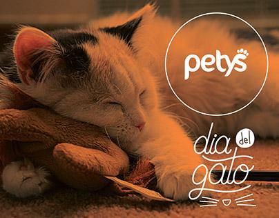 PETYS® - Día Del Gato