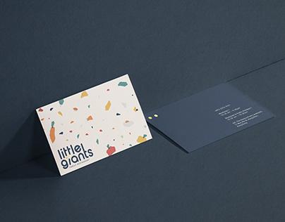 Little Giants Family Restaurant / Branding