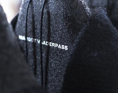 MARGOT VAADERPASS Logo design