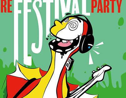 Pre Festival Party