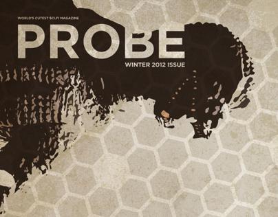 Probe Sci-Fi Magazine