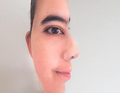 Patty two face - Photomanipulation