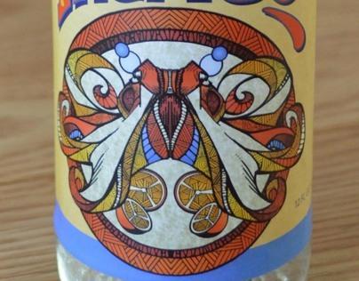 Asteroidea Brewing Company, Soda Series