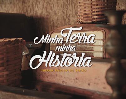 Documentário Minha Terra Minha História