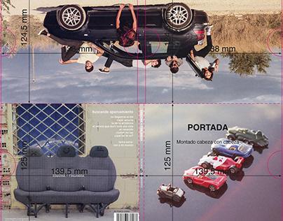 EP Esquina Finlandia   Album Cover & Packaging