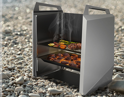 Compact Grill