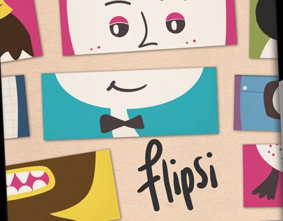 Flipsi App Idea