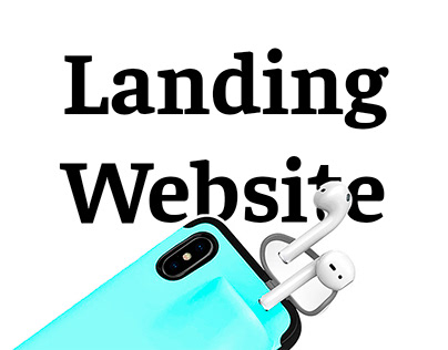 ThePodscase Landing Page Web Design