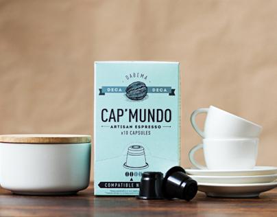 Cap'mundo , Compatible capsules Nespresso