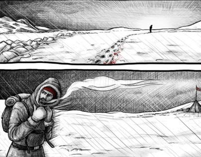 Cold Shadows (graphic novel)