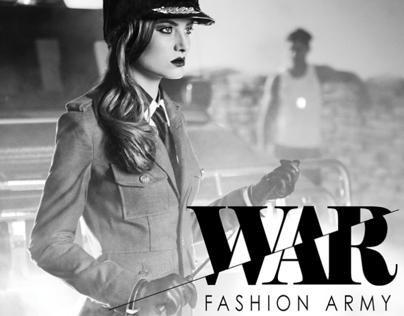 Editorial / WAR Fashion Army