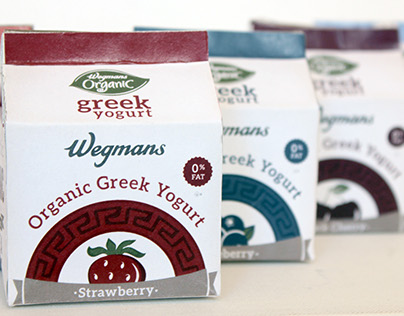 Wegmans Organic Greek Yogurt