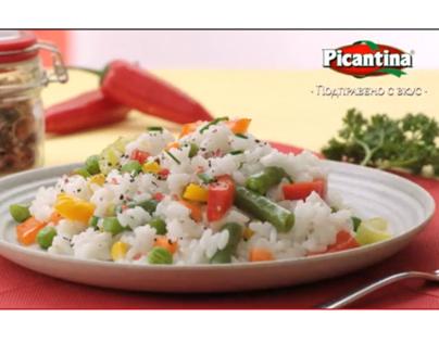 Picantina Video Commercials