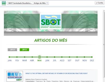 SBOT Sociedade Brasileira de Ortopedia e Traumatologia