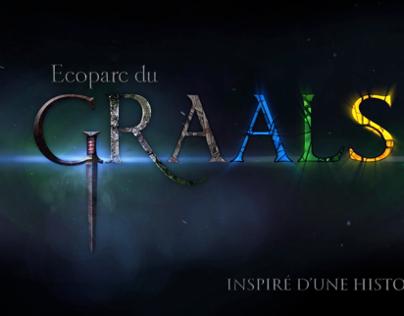 Graals - Teaser Theme Parc