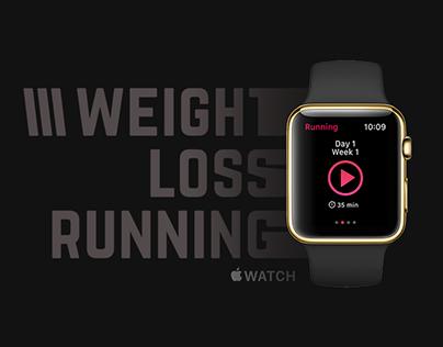 Weight Loss Running | Apple Watch