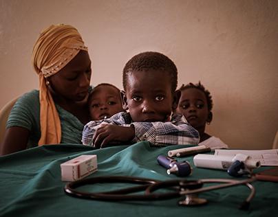Reportage per la ONG Diritti al Cuore in Senegal
