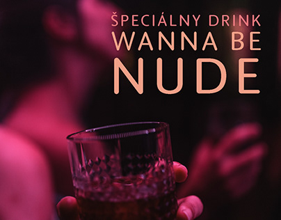WANNA BE NUDE DRINK