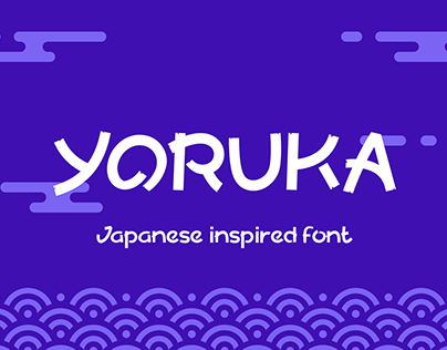 Yoruka Font