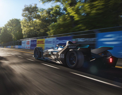 Formula E Gen2 Car Launch
