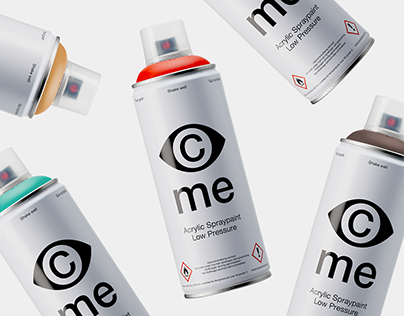 Cme Spray. Rebranding