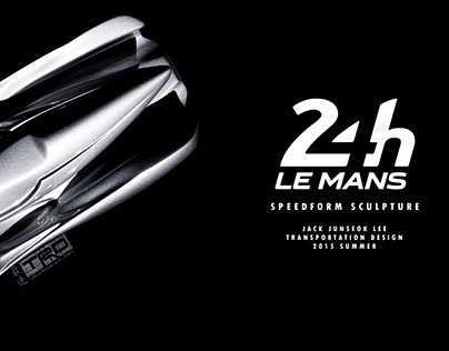 Art Center 3D Fundamental 2 Summer 2015 24Hrs Le Mans