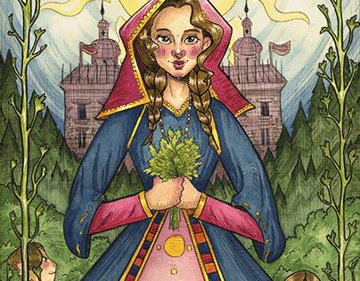 Prezzemolina Book Cover
