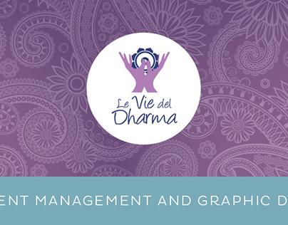Le Vie del Dharma - website
