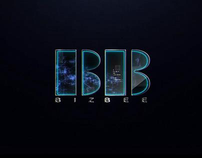 BIZ BEE logo reveal for the brand