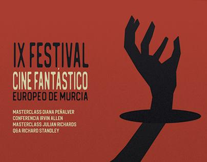 Cartel Festival Sombra