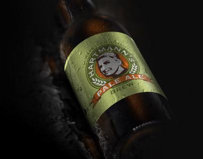 Concept Art: beer label design