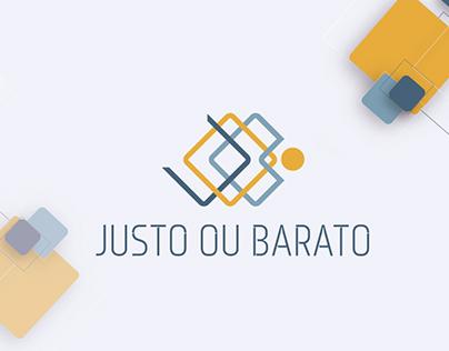 Justo ou Barato - TCC Design Digital