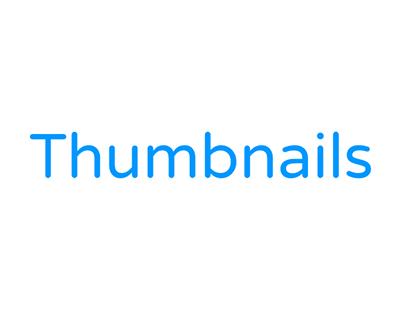 Thumbnails