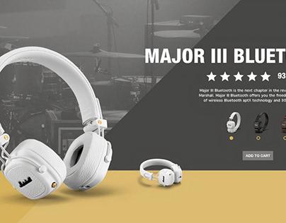 Marshall Audio IU