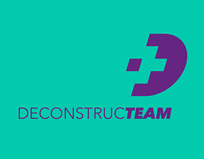 Deconstructeam Brand Redesign