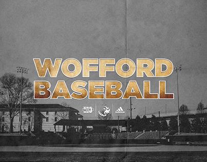 Wofford Baseball (In Progress)