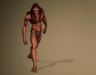 Disney's Tarzan 3D